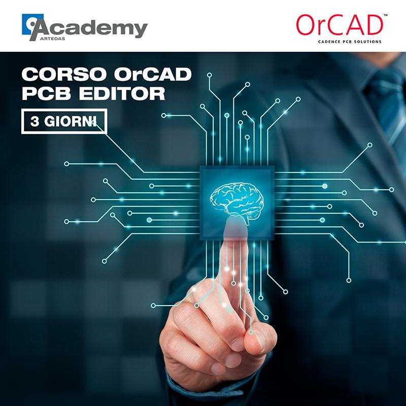 Corso OrCAD PCB Editor, settembre