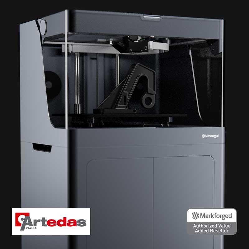 Markforged: una grande rivoluzione tecnologica nella stampa 3D