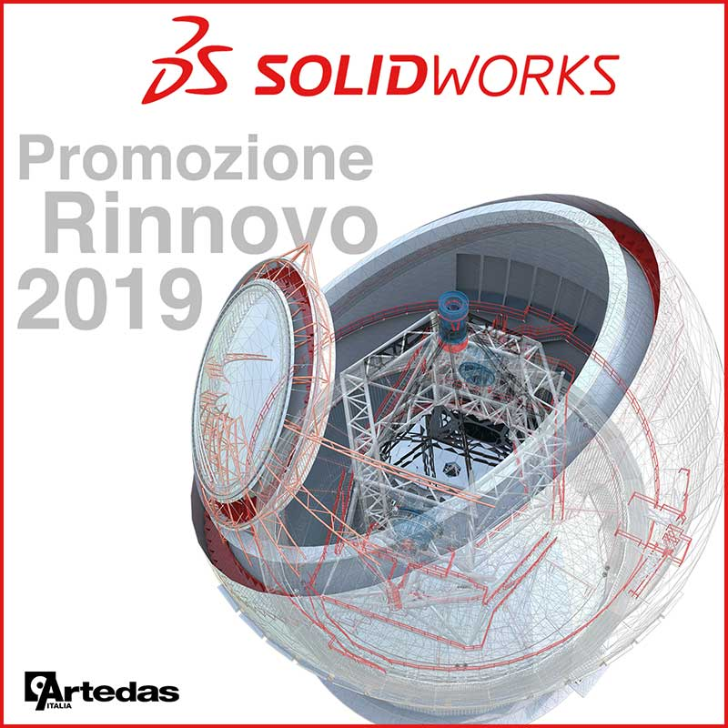 SolidWorks 2019 Rinnovo